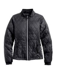 Harley-Davidson Women's Battery Heated Quilted Jacket 97451-15VW