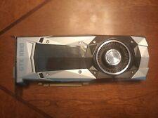 Used Nvidia GeForce Gtx 1080 8Gb Gddr5 Pci 3.0 Graphics Card