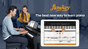 Account Flowkey premium (3months) Piano Online Course CODE for Kids Easy study