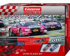 Carrera - Digital 143 - DTM Flash, Slotbahn, Rennbahn, Slotcar, NEU, Ovp, 40035