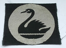 51st independent brigade   cloth formation sign  unit  patch