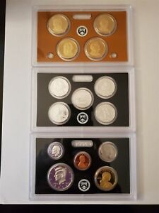 2012 United States Mint Silver Proof Set
