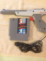 1985 Nintendo Zapper Mario Bros Duck Hunt