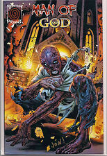 MAN OF GOD 1 2 3 4 5 6 A B C D Signed DCCC Pinwheel RaRe Variant @ CoVeR Price