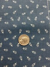 1/2 Yard Redwork Meets Bluework , By Audrey Wright For RJR Fabrics 2432-2