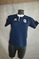 MAILLOT POLO ERREA TOULOUSE TO XIII RUGBY TAILLE XXS 10/12 ANS  MAGLIA/JERSEY