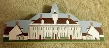 "Rare Vintage ""The Cat's Meow"" Village Mount Vernon East Front"