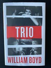 Trio by William Boyd (Hardcover, 2020)