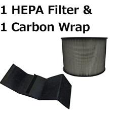HEPA Plus Filter for Filter Queen Defender Air Purifier 360 AM4000 D360 w Wrap