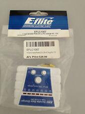 E-Flite 1 Cell Variable Rate DC Li-Po Charger 6V, 12V EFLC1007