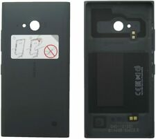 Original Nokia Back Battery Cover Rear Housing for Nokia Lumia 730 735 - Black