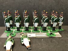 Soldiers By Bob Dutch Napoleonic Flanquers Of The Guard 54mm