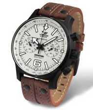 Relojes de pulsera Vostok de acero inoxidable para hombre