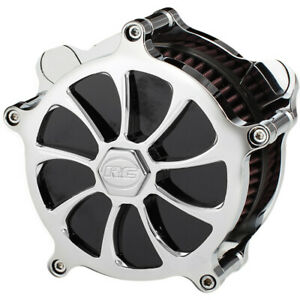 RC Components Air Cleaner Revolt (Chrome) AC-02C-124C