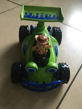 2012 Mattel Toy Story Woody Talking Car Toy with removable woody figure
