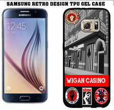 WIGAN CASINO NORTHERN SOUL SKA SAMSUNG PHONE  TPU GEL CASE