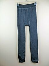 Womens Vince Camuto charcoal gray fleece lined leggings XL NWOT