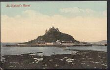 Cornwall Postcard - St Michael's Mount     RS2220