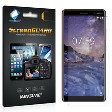 New Nokia 7 Plus Screen Protector Cover Guard - [3 Pack - HD Clear]