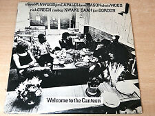 Traffic/Welcome To The Canteen/1971 Island LP/Pink Rim Label