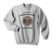 University of American Samoa Law School Sweatshirt Call Saul Sweater T-shirt Tee