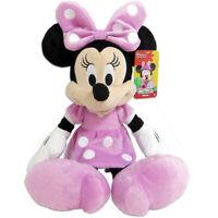 "GSI Disney 15.5"" Minnie Mouse - Kids Plush Toy, Pink"