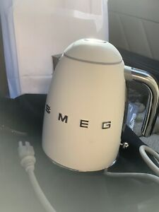 NEW Smeg Basic Electric Kettle  White