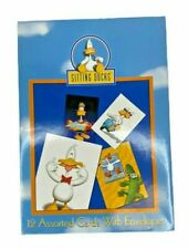 Sitting Ducks Assorted Greeting Cards With Envelopes - LN - Universal Studios