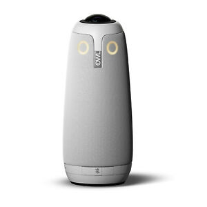 Owl Labs Meeting Owl Pro 360 Degree 1080p Smart Video Conference Camera White