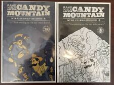 Rock Candy Mountain x2 Image Blind Box 25th  Anniversary Color Sketch Variants