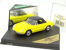 Vitesse 1/43 - Alfa Romeo Spider Duetto 1600 1966 Jaune