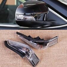 New 2x Side Mirror Turn Signal Light 81730-02140 For Toyota Camry Avalon Corolla