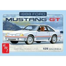 AMT 1216m 1/25 1988 Ford Mustang 2t Plastic Model Kit