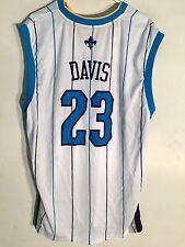 Adidas NBA Jersey New Orleans Hornets Anthony Davis White sz L