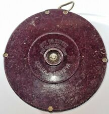 More details for vintage eslom measuring surveyors tape osaka adoheya pvc coated fibre glass non