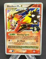 Pokemon Blaziken FB Lv.X 142/147 Supreme Victors LP/NrM