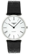 L49084112 Longines La Grande Classique Automatic White Dial Ladies Watch