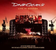 David Gilmour - Live in Gdansk [New CD] Sony Premium
