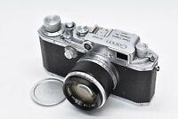 [EXC+++++] CANON IIF RANGEFINDER MF w/50mm f1.8 LENS Leica L39 Mount Japan #1871