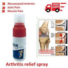 Pain Relief spray rheumatism arthritis Muscle sprain knee waist pain 2019 NEW