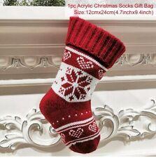 Christmas Luxury Stocking Embroidered Personalised Xmas Santa Sack Stockings