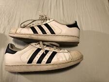 Adidas Originals Superstar White Mens 9.5 Shoes Sneakers