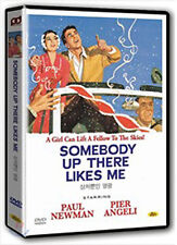 Somebody Up There Likes Me (1956) Paul Newman / DVD, NEW