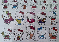 Temporary Tattoo HELLO KITTY Good Quality Great for Party Bags