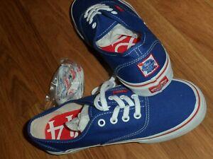 men 6  women 7.5 ~  Pabst blue ribbon Beer  ~  Vans shoes  Nw/oBox