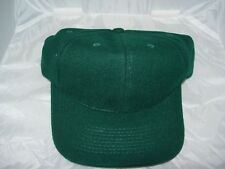 24 x  Baseball or Sports Caps Green, Printers, School,Work Advertising  New