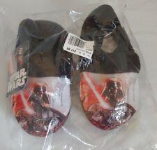 Boy's Star Wars Slippers size 11-12 New