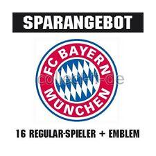 Match Attax 12/13 - 15 Basecards + Top Tansfer + Wappen FC Bayern München