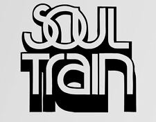Soul Train sticker car van scooter window tamla motown northern soul ska reggae