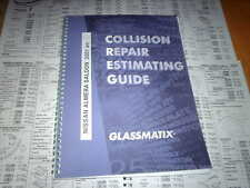 OEM part number guide Nissan Almera Saloon 2001 on